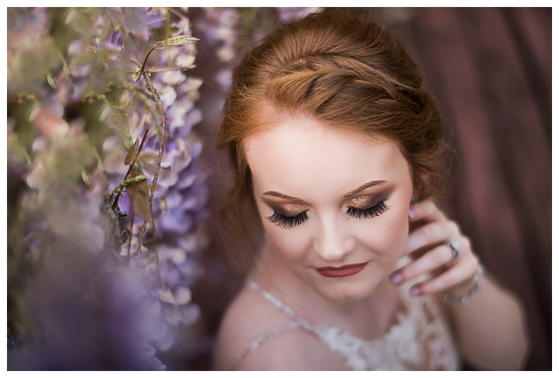 Bridal Portrait: Mrs. Jordan Moore