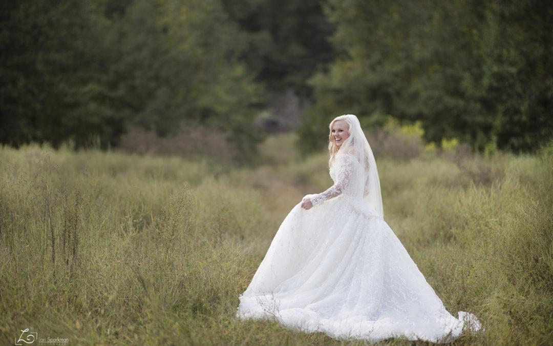 Bridal Portrait: A Classic Southern Bride